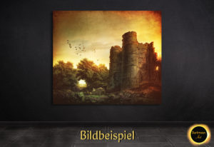 The Donnigton Castle - Beispiel 3