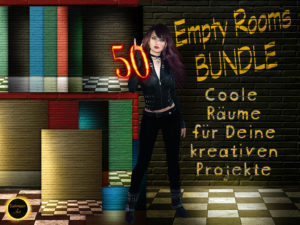 Bundle 50 Empty Rooms - Beispiel 1